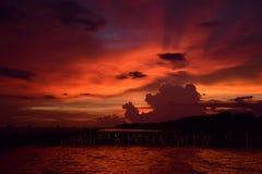 romantic background imagination Royalty Free Stock Photos