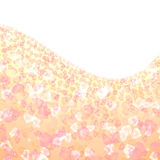 Romantic abstract background Royalty Free Stock Photos