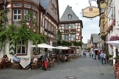 Romantic Bacharach Stock Images