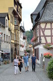 Romantic Bacharach Royalty Free Stock Image