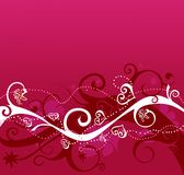 Romantic background 2 Royalty Free Stock Photography