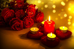 Free Romantic Background Royalty Free Stock Photos - 27932288