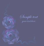 Romantic-background Royalty Free Stock Photos