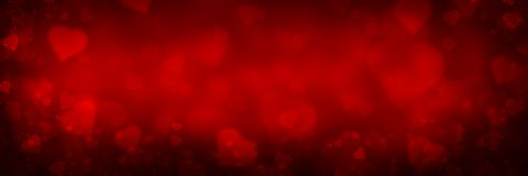 Valentine`s Day Background royalty free illustration