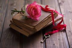 Romantic background. Royalty Free Stock Image