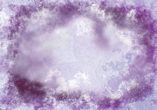 Purple grunge background Royalty Free Stock Image