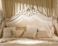 Romantic bedroom Royalty Free Stock Images