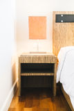 Romantic bedroom Stock Images