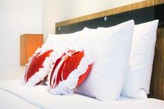 Romantic bedroom Royalty Free Stock Photos