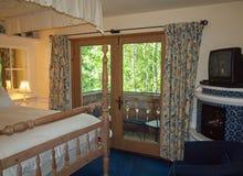 Romantic Bedroom Royalty Free Stock Photography