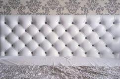 Romantic bedroom interior design Stock Photo