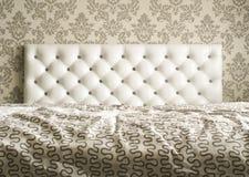 Romantic bedroom interior design Royalty Free Stock Photography