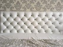 Romantic bedroom interior design Royalty Free Stock Photos