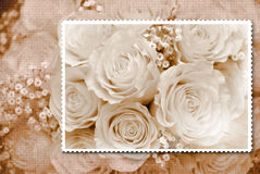 Romantic bouquet Royalty Free Stock Image