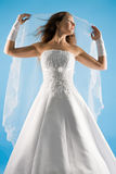 Romantic bride Stock Photo