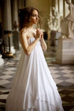 Romantic bride Royalty Free Stock Photos