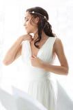 Romantic Bride Royalty Free Stock Photo