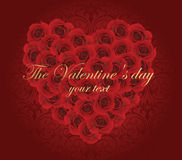 Romantic Card Stock Photography