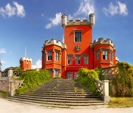 Castles & Palaces Royalty Free Stock Photo