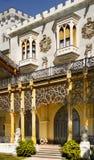 Romantic Castle, Hluboka, Czech Republic royalty free stock image