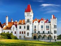 Romantic Castle Stock Photography