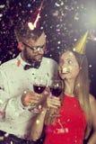 Romantic celebration Stock Photography
