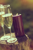 Romantic celebration Stock Photo