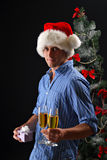 Romantic Christmas Royalty Free Stock Photography