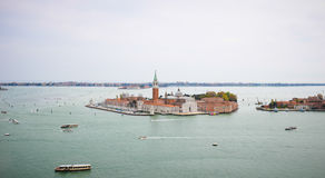 Romantic city Venice Royalty Free Stock Images