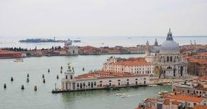 Romantic city Venice Stock Photos