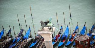 Romantic city Venice Royalty Free Stock Photos