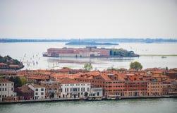 Romantic city Venice Stock Images