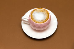 Romantic Coffee Set Royalty Free Stock Photography