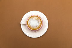 Romantic Coffee Set Royalty Free Stock Images
