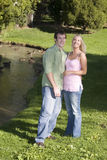 Romantic Couple Royalty Free Stock Photos