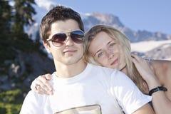 Romantic couple Royalty Free Stock Photos
