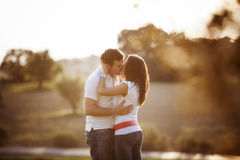 Free Romantic Couple Stock Images - 29675034