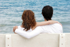 Romantic couple Stock Image