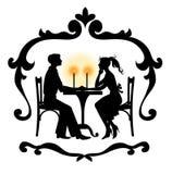 Romantic Couple Stock Photo