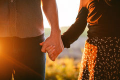 Romantic couple Royalty Free Stock Images