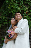 Romantic Couple, Wedding Couple Royalty Free Stock Photos