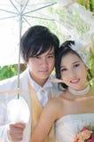 Romantic Couple wedding Stock Photos