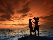 Romantic Couples Stock Photo
