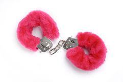 Romantic Cuffs Stock Image