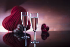Romantic day concept, Valentine`s day Royalty Free Stock Images
