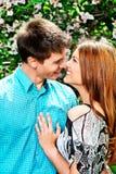 Romantic day Stock Image