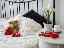 Romantic decoration Royalty Free Stock Images
