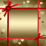 Romantic design Stock Photography