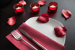 Romantic display Stock Photography
