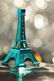 Romantic, Eiffel Tower Royalty Free Stock Image